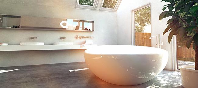 b der bad komplett service stahl in elbgrund elbtal. Black Bedroom Furniture Sets. Home Design Ideas