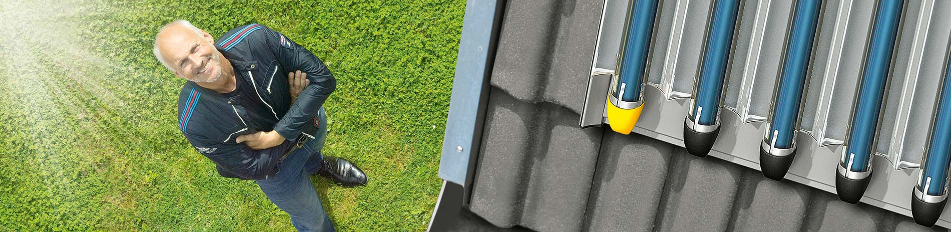 solaranlage solarheizung